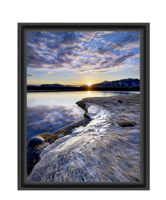 metal-floater-frame-image